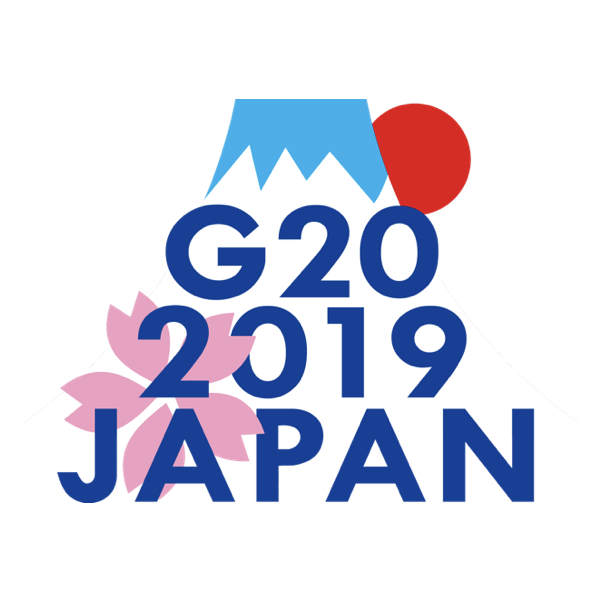 20カ国・地域(G20)首脳会議ロゴ